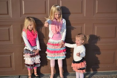 http://iamonly1woman.blogspot.com/2013/11/ruffle-trim-girl-skirts.html