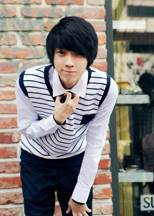 Moda, musica y algo mas...: Ulzzang Boy / Park Hyung Seok