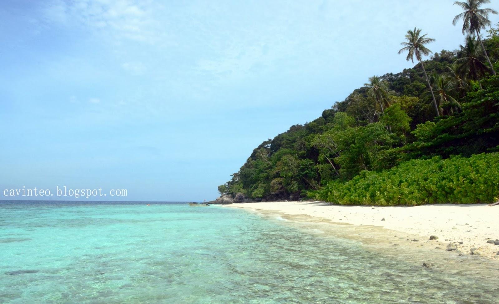 essay about trip to pulau tioman