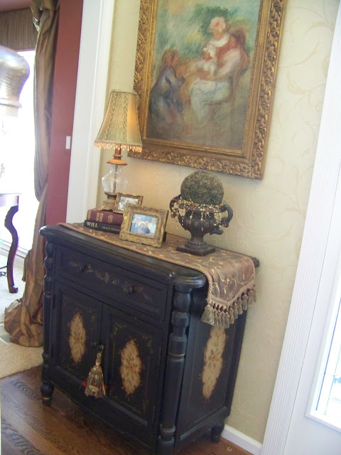Foyer Area Near Me : Creations from my heart two story foyer
