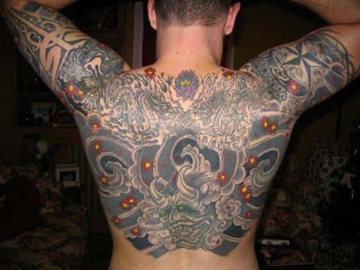 Tattoo Design 2011