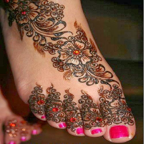 Feet Mehndi Mehndi Wallpapers Images : Free download hd wallpapers latest fancy foot mehndi