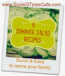 6 Summer Salad recipes