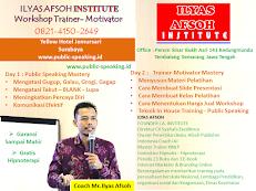 Pelatihan Motivator Surabaya