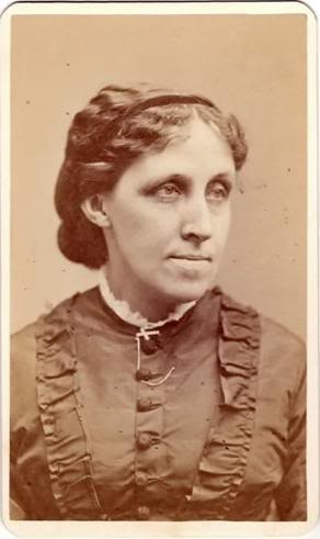 louisa may alcott and her work essay Louisa may alcott's queer geniuses as the essay's title lowell's gender-bending essay was written two years after alcott published her best-known work.
