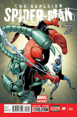 The Superior Spiderman #12 & #13 (Marvel Now)