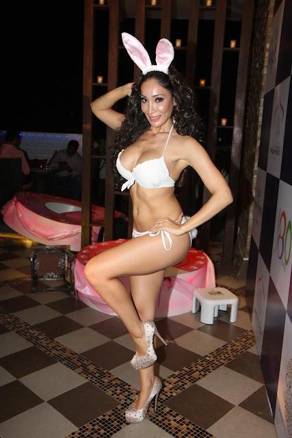 Sofia Hayat Bikini 2012
