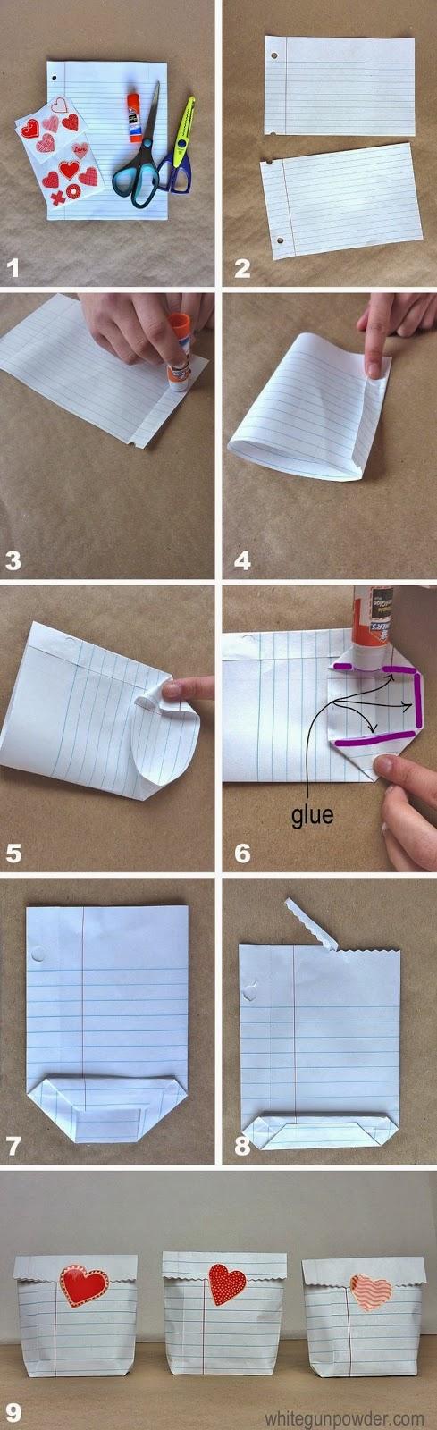 [DIY] Tas Mini dari kertas