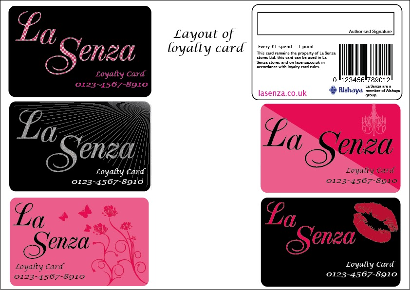essay on loyalty cards
