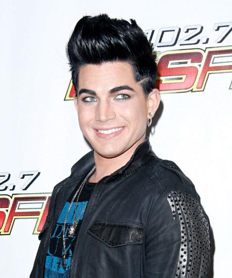 Derek Jeter Mens Hairstyles: Adam Lambert Hairstyles