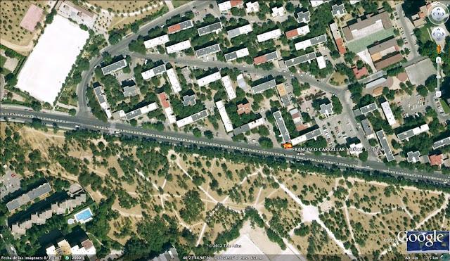 FRANCISCO CARBALLAR MUÑOZ ETA, Madrid, Comunidad de Madrid, España, 17/10/91