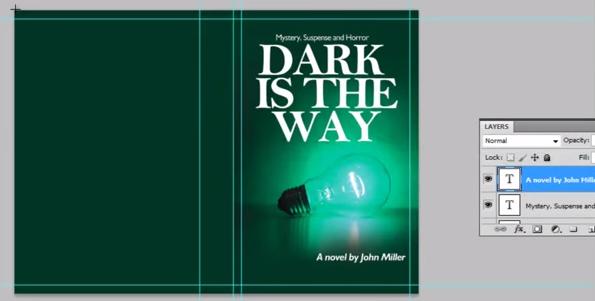 Cara Mudah Membuat Desain Cover Buku Keren dengan Photoshop