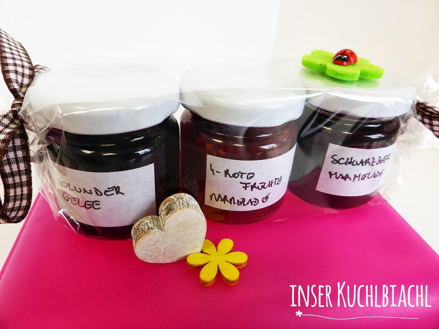 inser kuchlbiachl bald ist marmeladenzeit eigene marmelade schmeckt nicht nur besser sondern. Black Bedroom Furniture Sets. Home Design Ideas