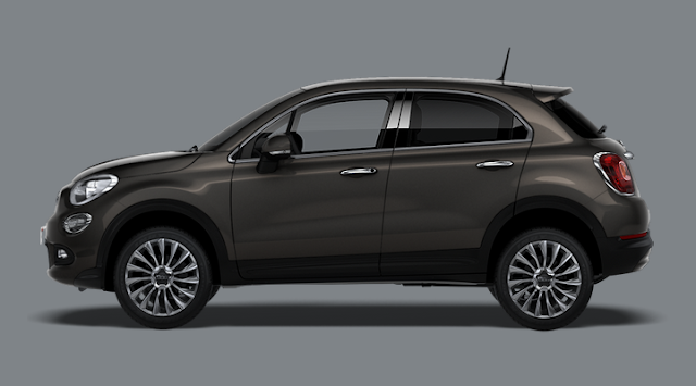 fiat 500x 2016 couleurs colors. Black Bedroom Furniture Sets. Home Design Ideas