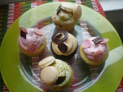 Ginger Elizabeth Cupcakes