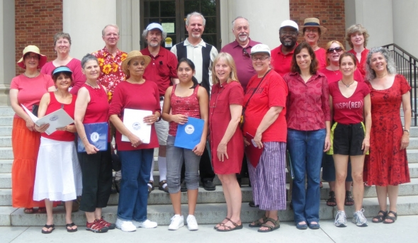2010 Durham Chapel Hill Complaints Choir