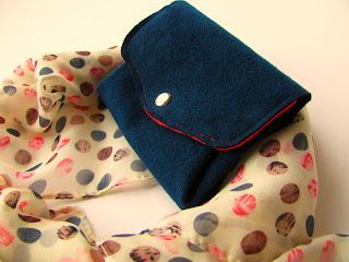 кошелек своими руками, шитье, сумочка, кошелек, кошелек из замши.