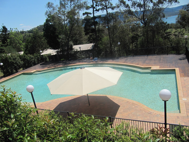 swimming pool at adventist summerset