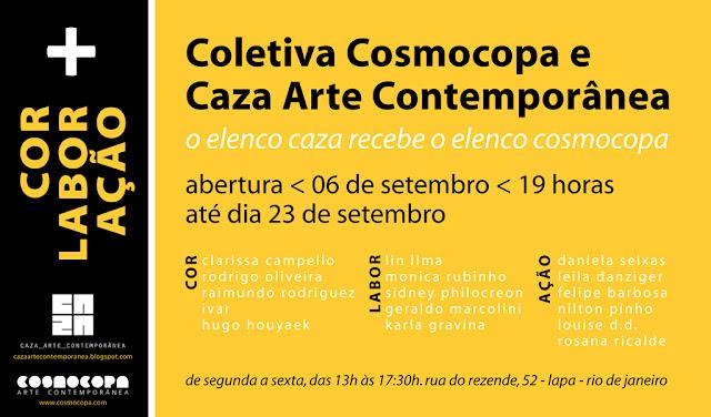 COR LABOR AÇÃO _ Coletiva Caza e Cosmocopa