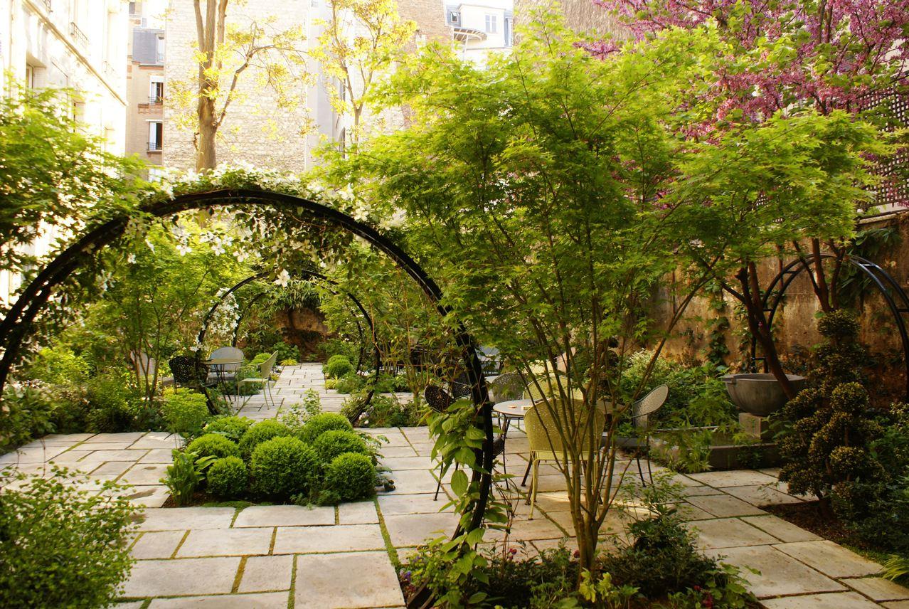 Breuillet nature le fil des jardins for Le jardin paris 9