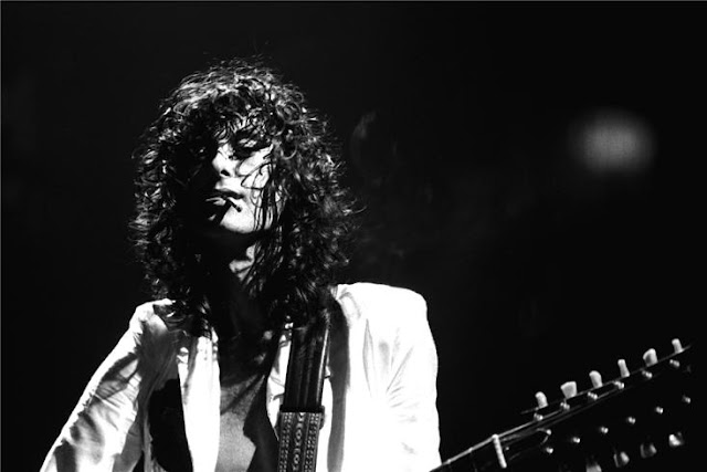 Jimmy page - led zepplin