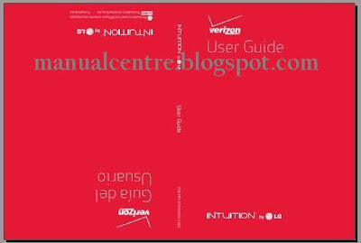 LG Intuition Manual Cover