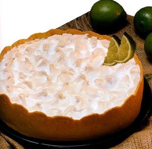 Receita de Torta de limão Toda-Boa