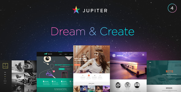 Jupiter v4.4.4 – Multi-Purpose Responsive Theme