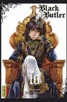 Black Butler, Critique Manga, Dark Kana, Kana, Manga, Yana Toboso,
