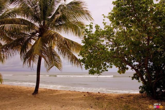 plage du Souffleur à Port-Louis