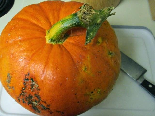 Roast a Pumpkin