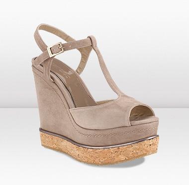 jimmy choo summer wedge shoes 2013 fashionable shoes