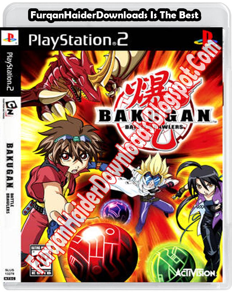 Bakugan battle brawlers ps2 game free download furqan haider