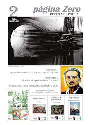 PAGINA ZERO Nº 2 Revista de poesía