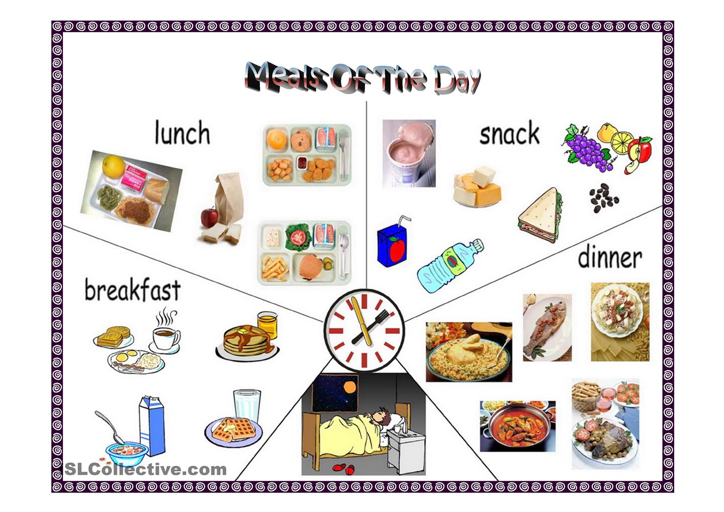 Revision time 1 eso for Cuisine words