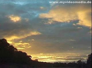 Western Cape sunrise