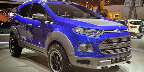 Ford Ecosport Storm The Reincarnation Of The Raptor Looks Dashing