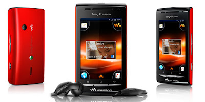 Sony Ericsson XPERIA W8