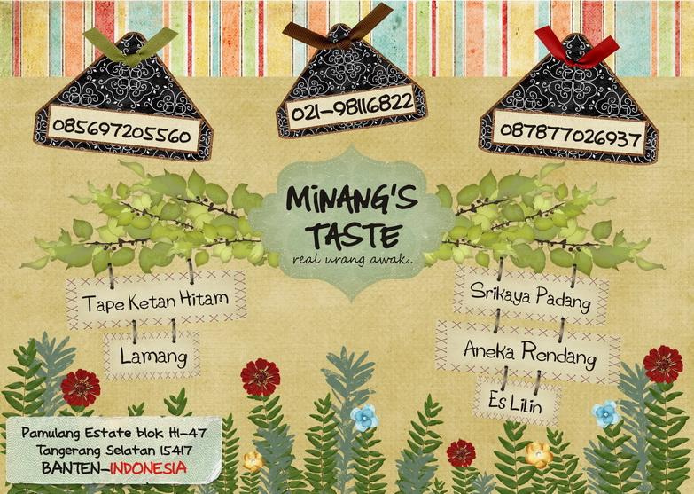 Minang's Taste