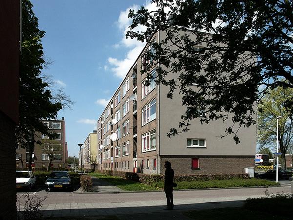 Hp architecten mei 2011 for Lombardijen interieur