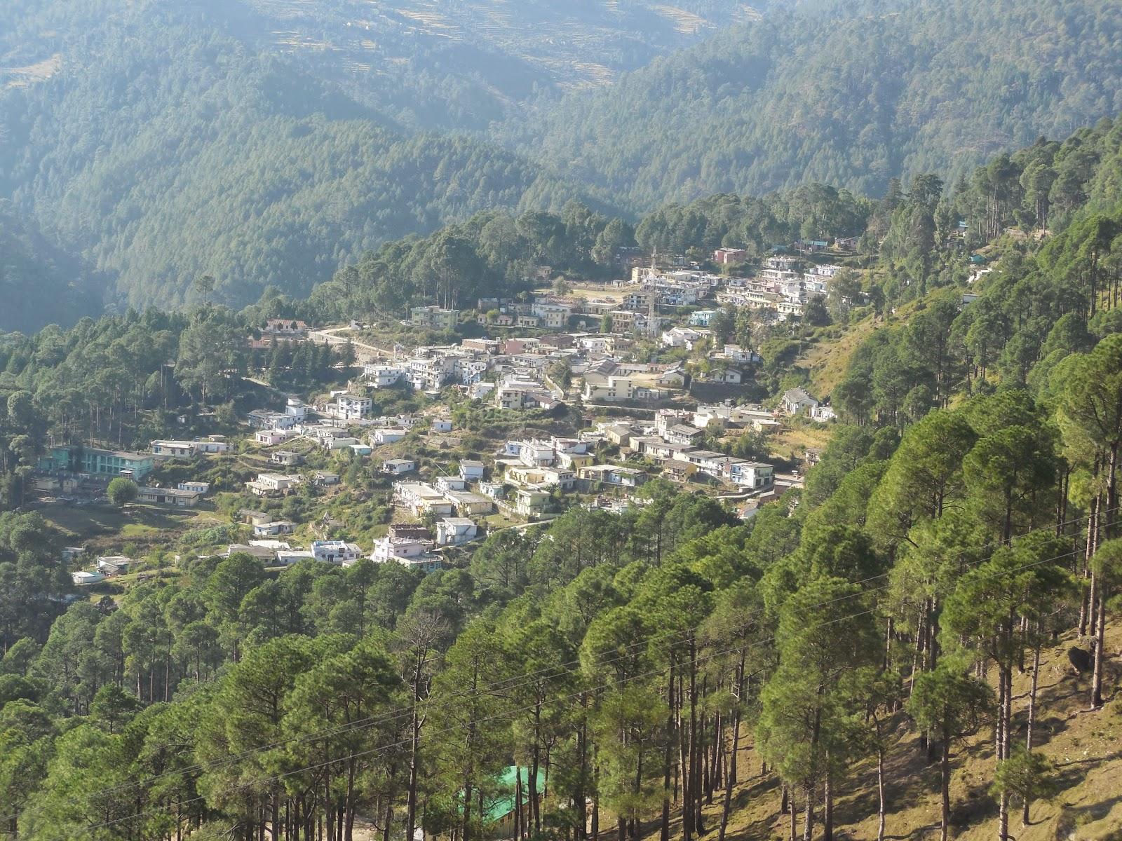 Pauri Garhwal India  city photos : India Tourism : Thalisain, Pauri Garhwal, Uttarakhand