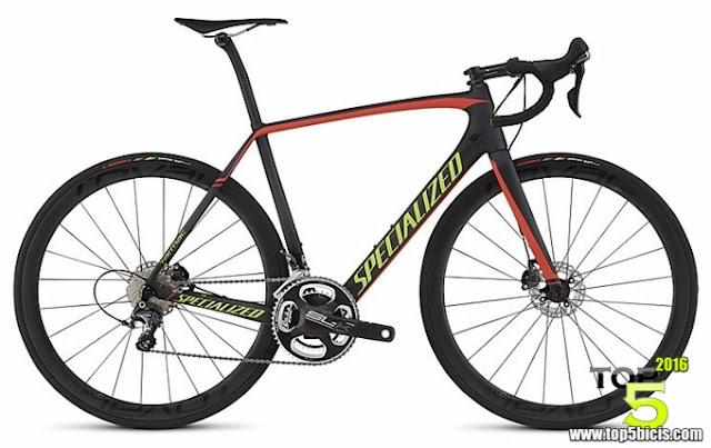 SPECIALIZED TARMAC EXPERT DISC RACE, la bici perfecta para cualquier terreno