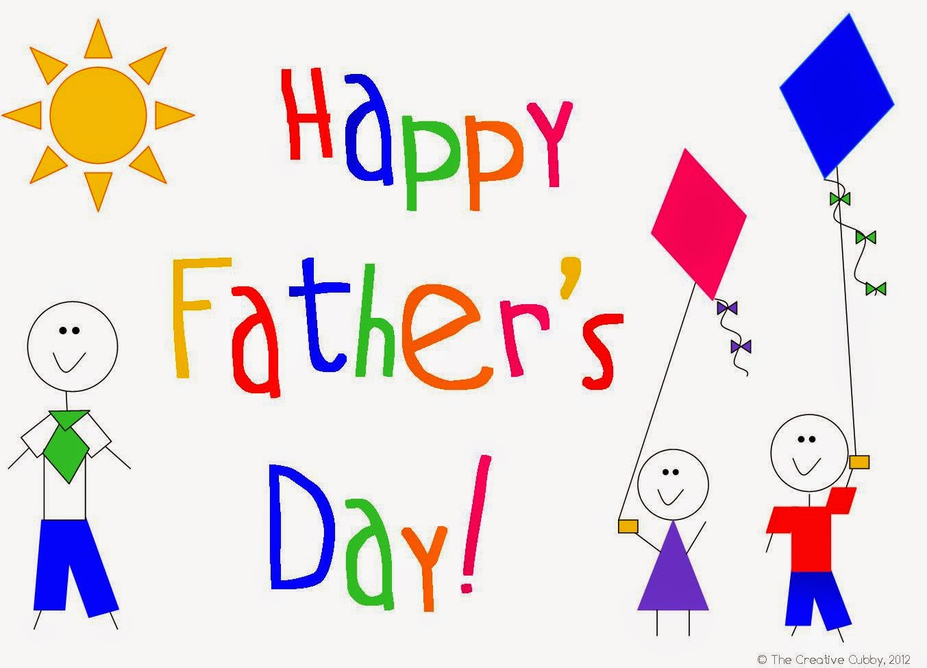 Celebration of Fathers day images