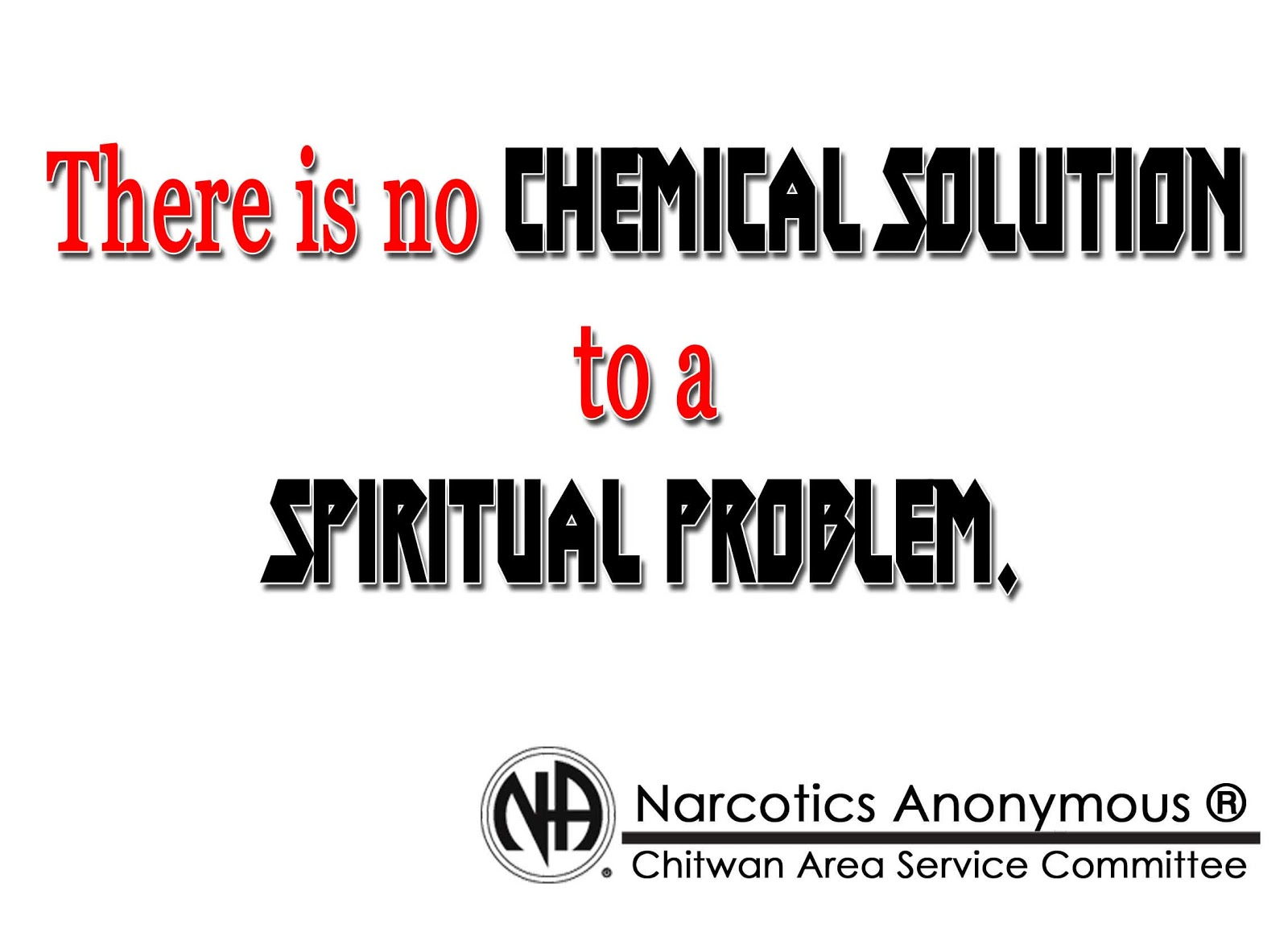 chitwan area service committee of narcotics anonymous
