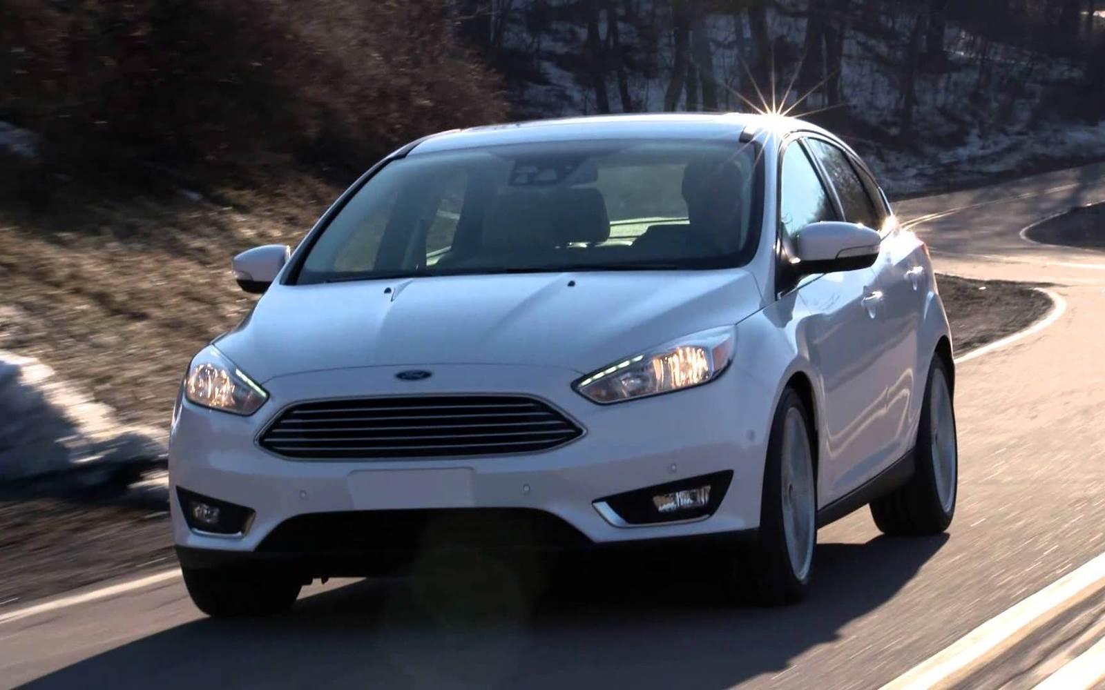 Ford Focus 2015 - segundo hatch médio mais vendido