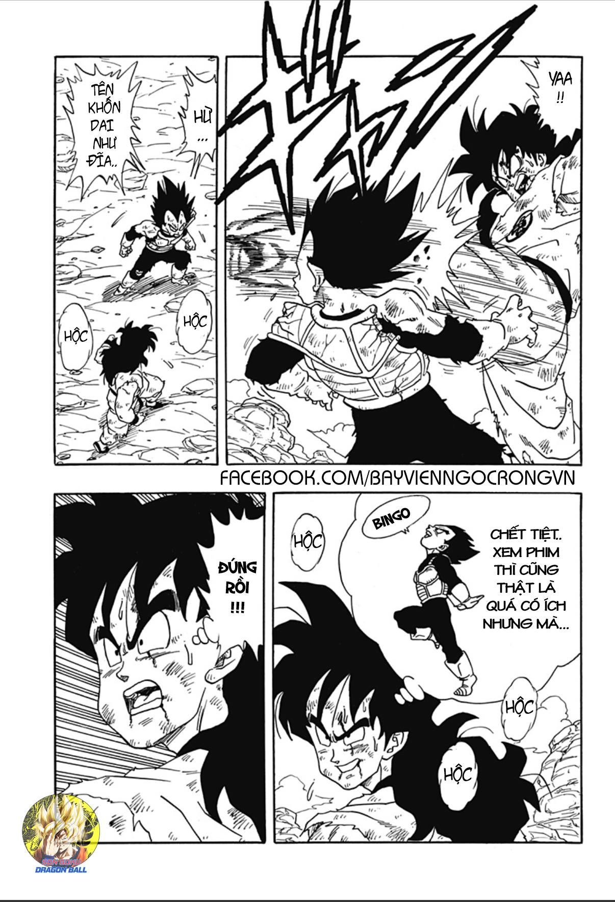 Dragon Ball Gaiden - Tensei shitara Yamcha datta ken Chapter 2 - Hamtruyen.vn