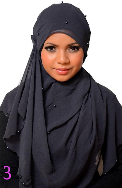 arabe en hijab