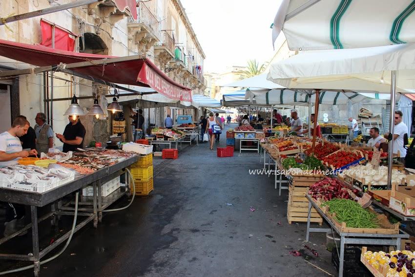 Mercato di Ortigia (SR)