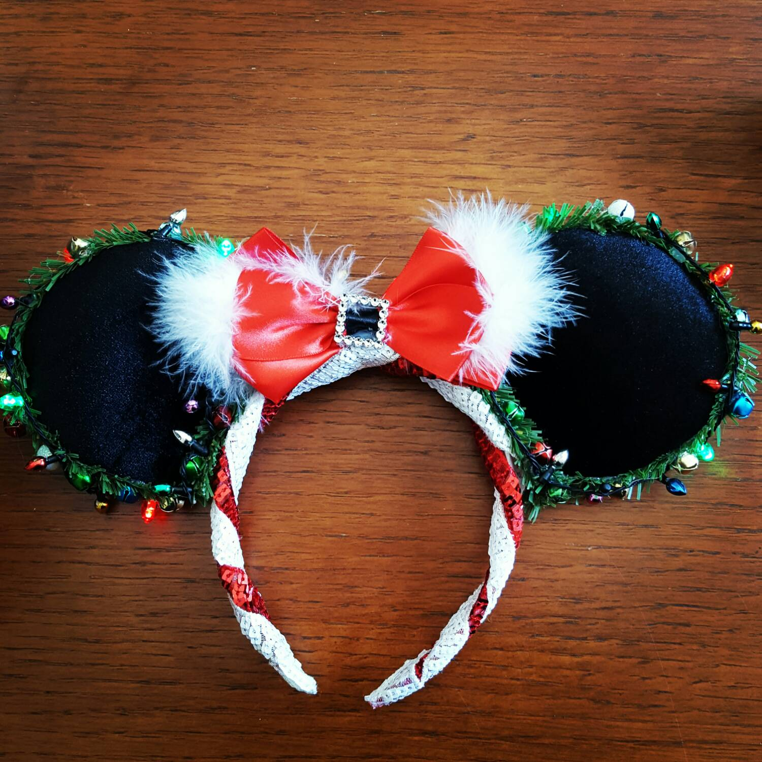 do you have any customer stories that stick out in your mind there was a customer from the uk who ordered a pair of christmas ears and had her honeymoon at