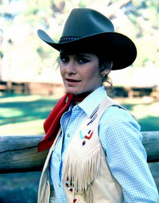 Stephanie Zimbalist celebridades del cine